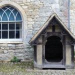 Ightham Mote doghouse