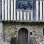 Ightham Mote Door