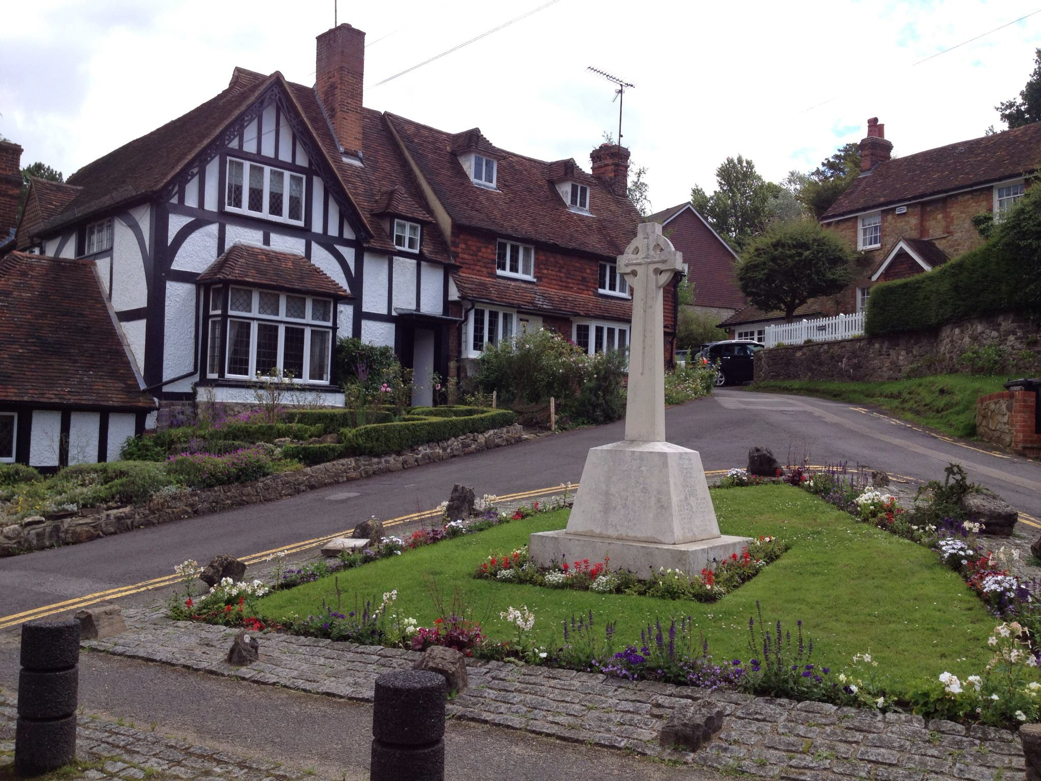 Ightham war memorial