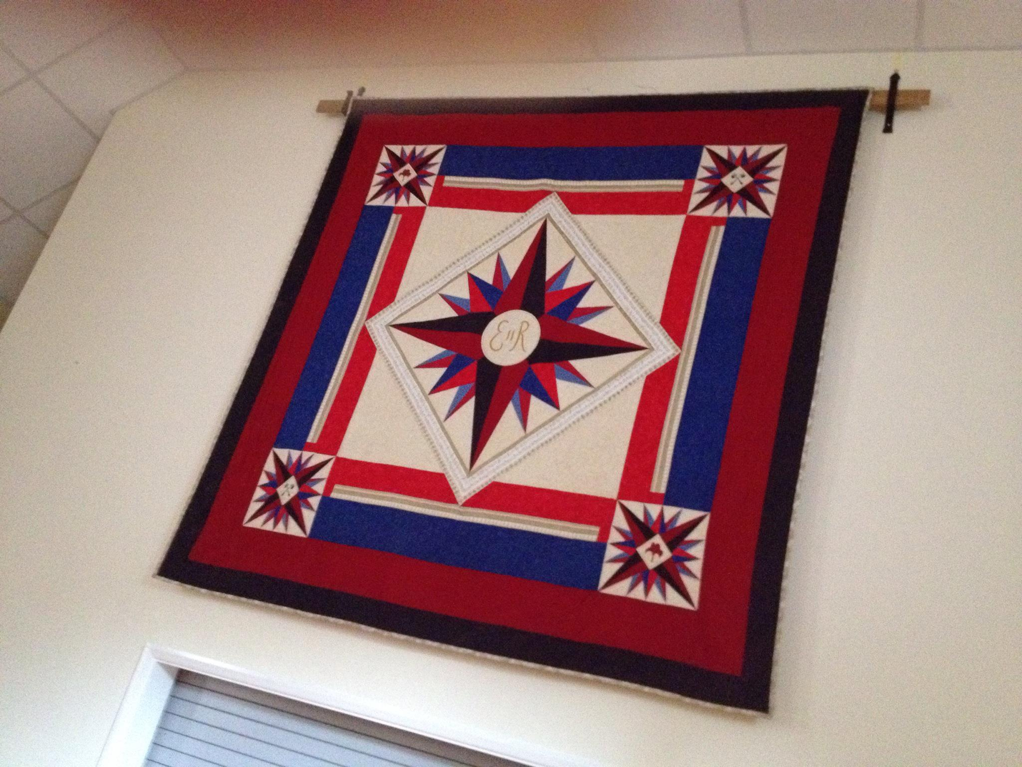 Ightham 2002 Jubilee Quilt