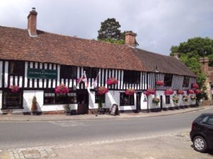 The George & Dragon, Ightham