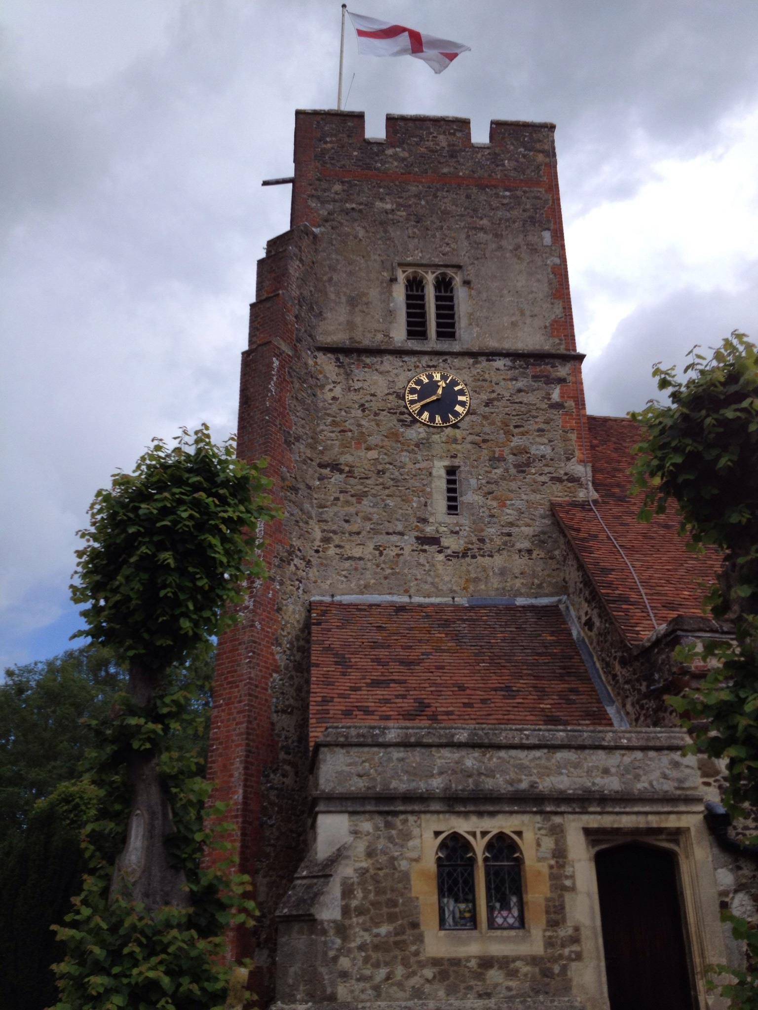 St Peters Church, Ightham