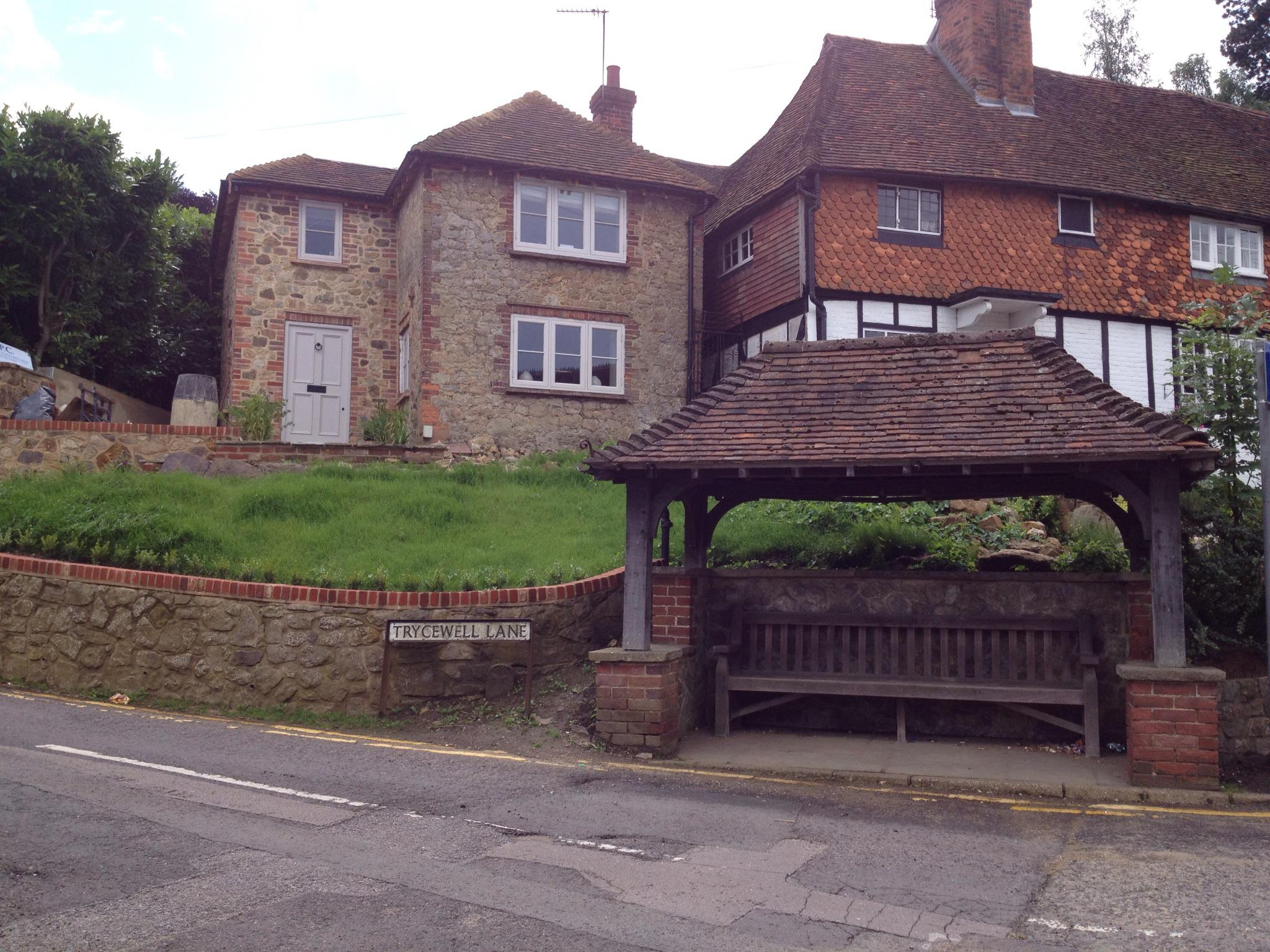Trycewell Lane, Ightham