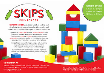 SKIPS Pre-school