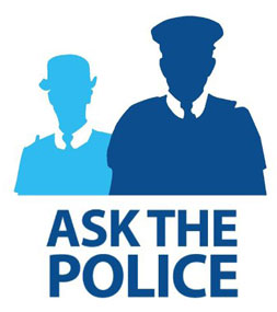 Ask the Police logo