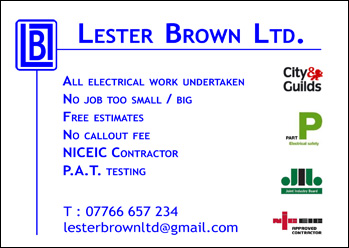 Lester Brown Ltd