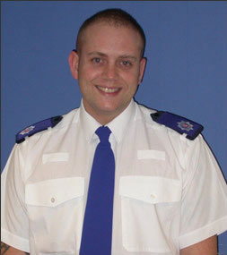PCSO Mark Thomas