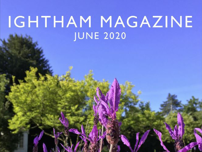 Ightham Magazine June 2020 front cover