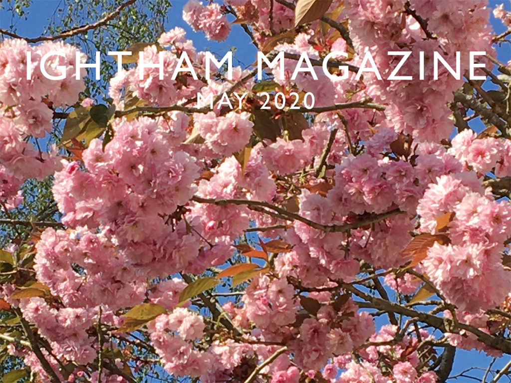 Ightham Magazine May 2020 front cover