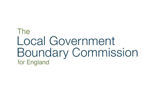 The Boundary Commission for England logo